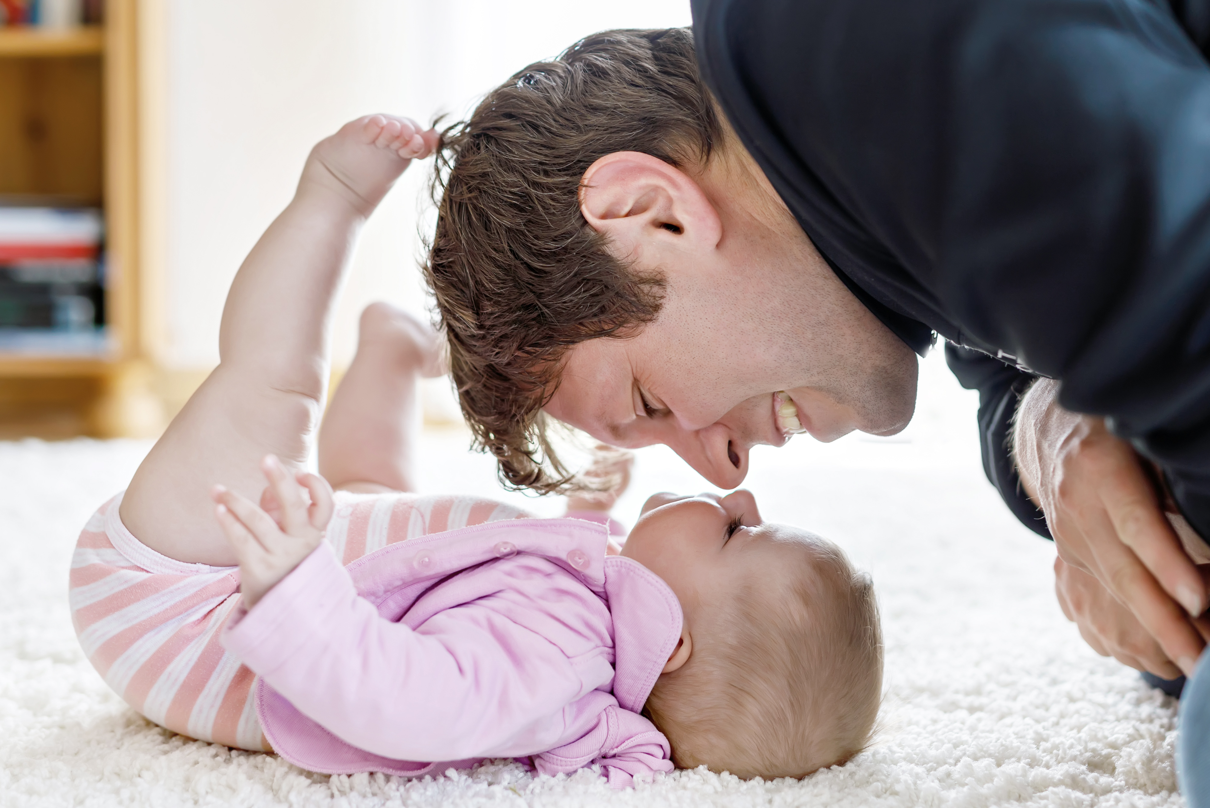 El Permiso De Paternidad 2019: 8 Condiciones Indispensables.